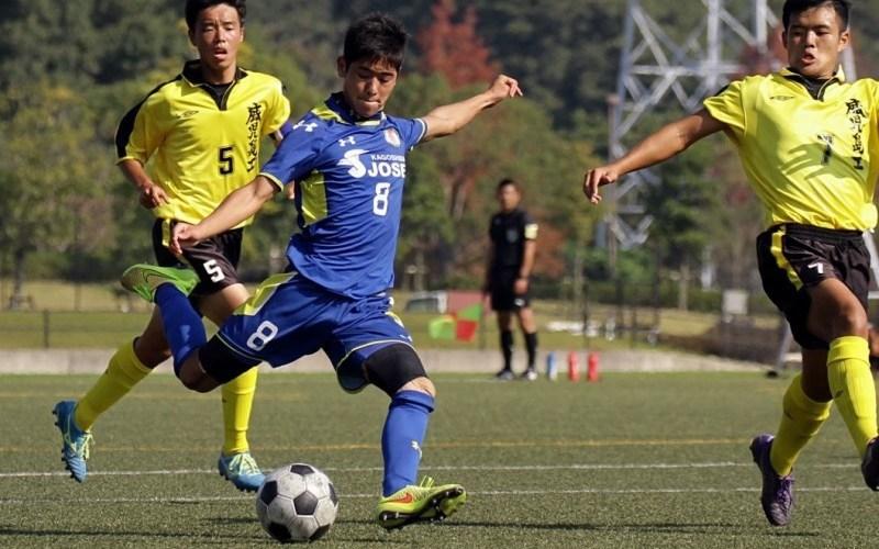 高校サッカー選手権 鹿児島県予選