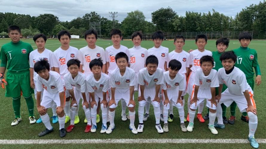九州リーグU-13 vs ルーテル学院中