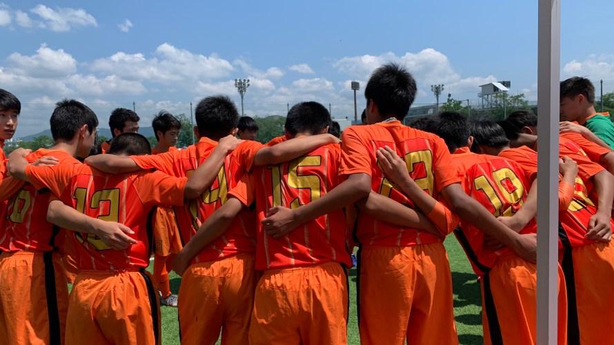 九州クラブユース(U-15)サッカー選手権大会 ラウンド16