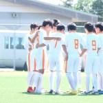 2019九州リーグU-15 vs ルーテル 学院中