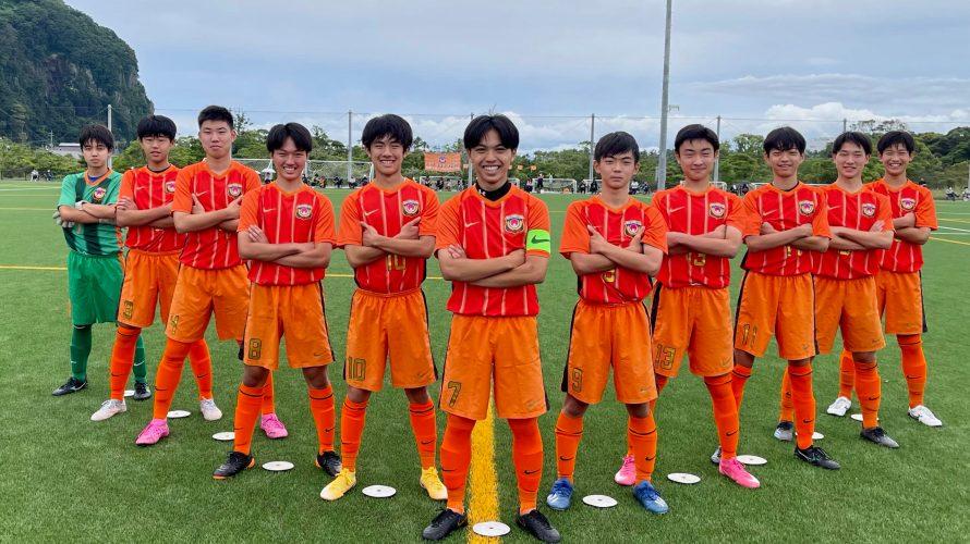 2021九州リーグ U-15 vs ソレッソ熊本