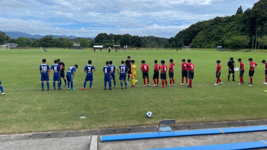 九州クラブユース 代表決定戦