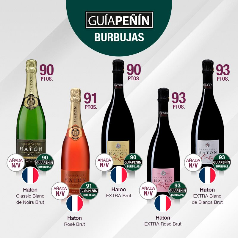 Champagne Haton Guía Peñin +90