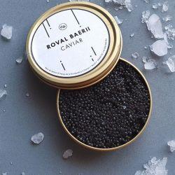 Caviar negro 125 grs.