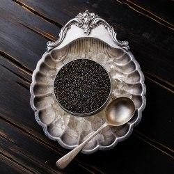 Caviar negro DELUXE 100 grs.