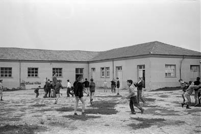 La vaquería, tercera sede de Tajamar (1959-1965)