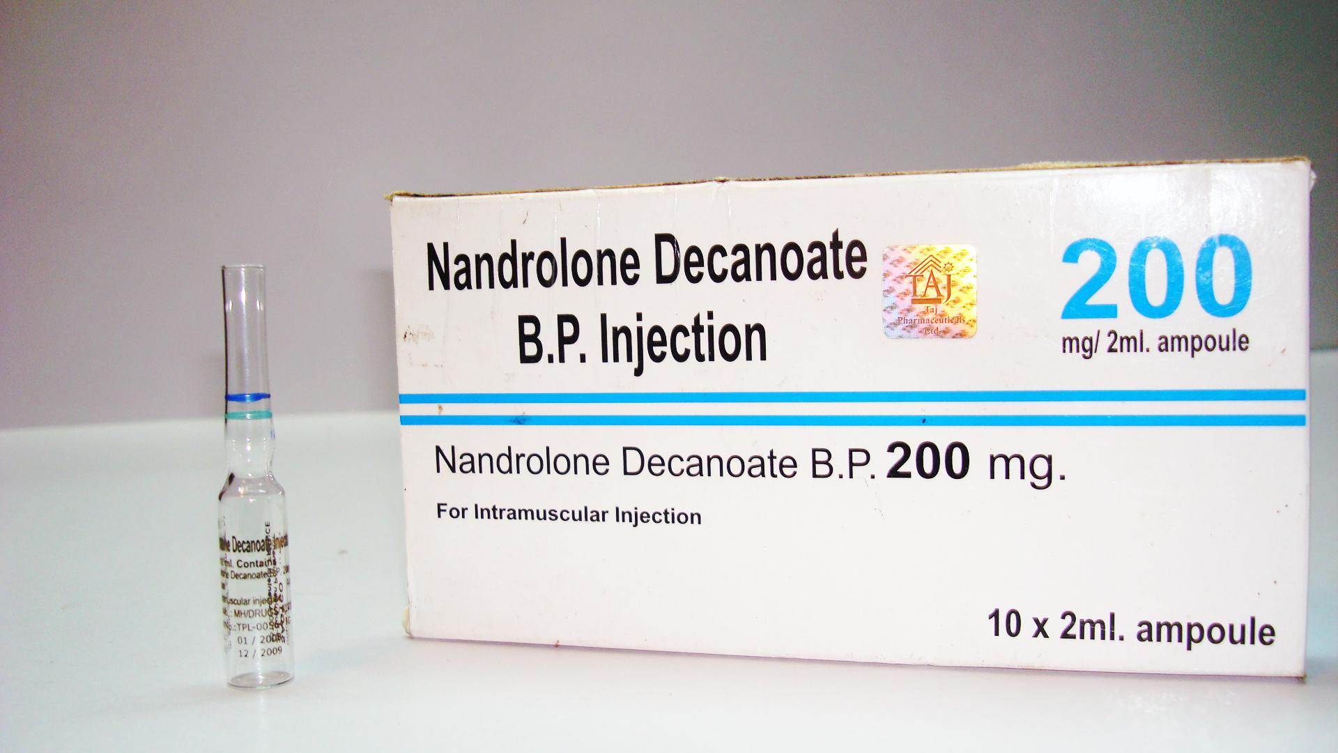 tajdrug nandrolone decanoate 25 50 mg