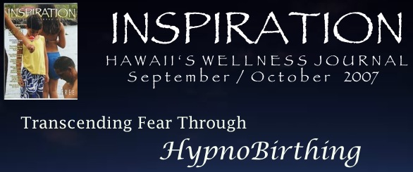 Transcending Fear Through HypnoBirthing
