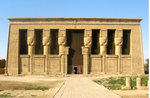 Hathor Temple at Dendera