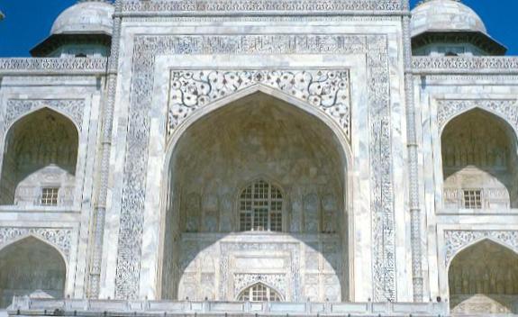 Taj Mahal Main Gateway  Main Gateway of Taj Mahal