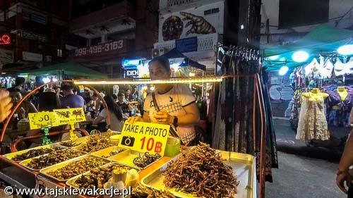 Tajskie wakacje - Bangkok Khaosan Road Thanon Khao San