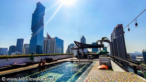 Hotele w Tajlandii - Tajskie wakacje