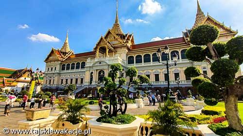 Wycieczki Tajlandia - Bangkok Pałac