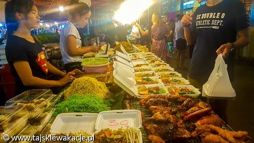Tajska kuchnia - Tajskie wakacje