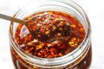 レシピ『チリオイル/唐辛子オイル』の作り方