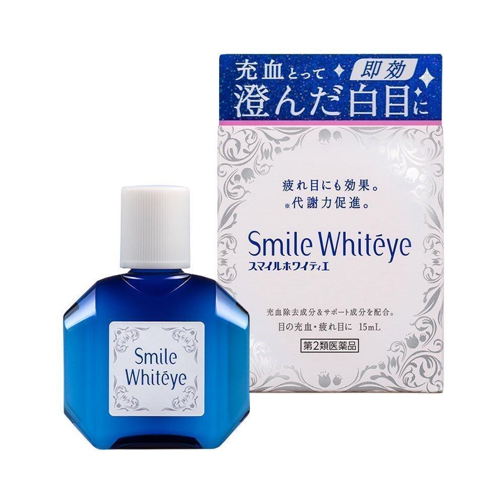 Lion Smile Whiteye Premium Eye Drops 15ml Made In Japan Takaski Com