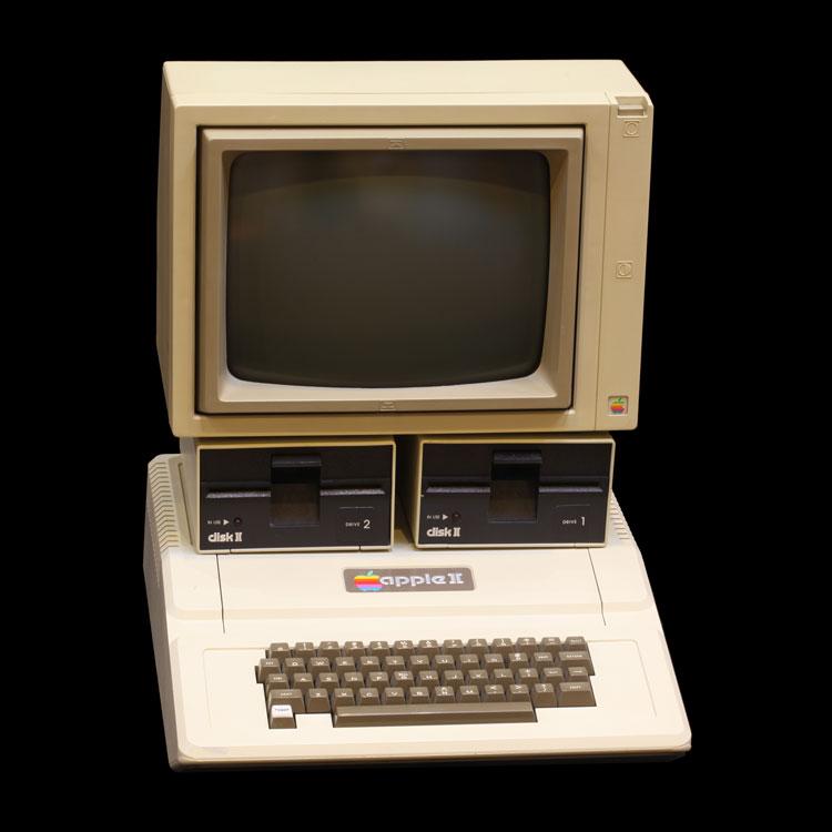 sejarah komputer - apple II