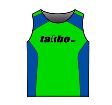 Takbo.ph 20 Miler 2015 Singlet