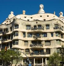 La Pedrera Casa Mil  Barcelona  citytrip en reisinfo