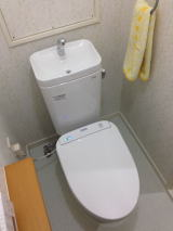 TOTOピュアレストMR 狭山市マンション工事例