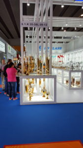 Messestand Canton Messe