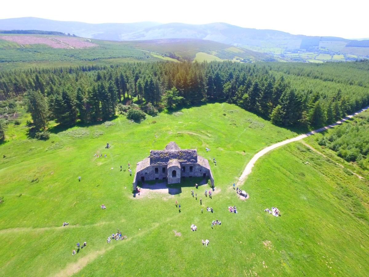 Hellfire Club – Drone Aerial Photos