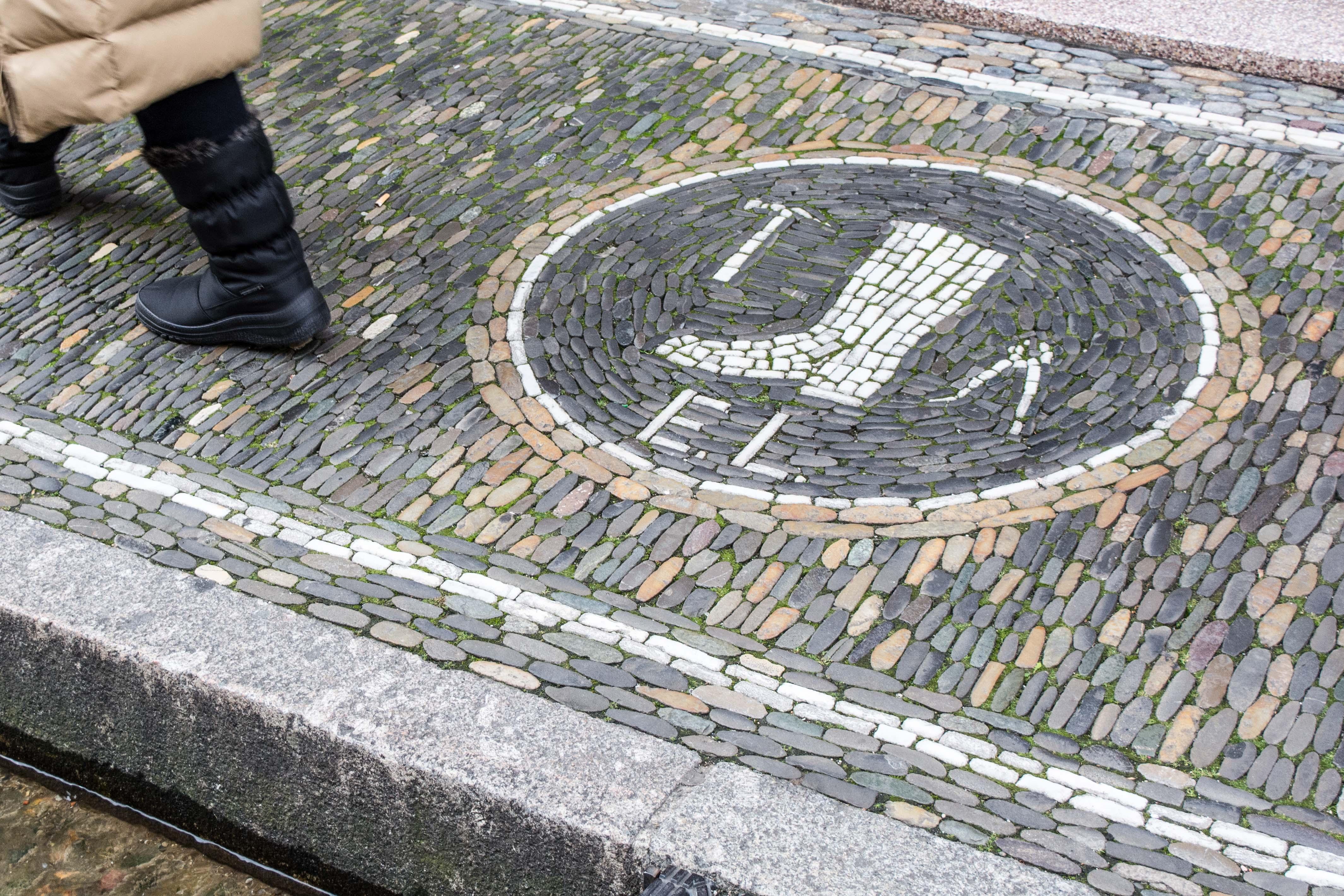 Mosaiken a Friburgo