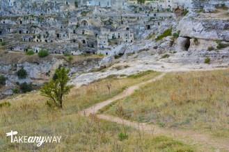 Grotte naturali e Sassi