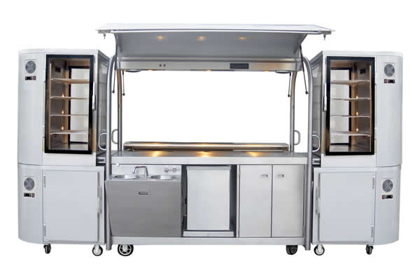 street food mobile kitchen
