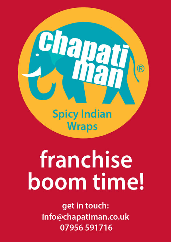 Chapati Man Franchise Opportunity