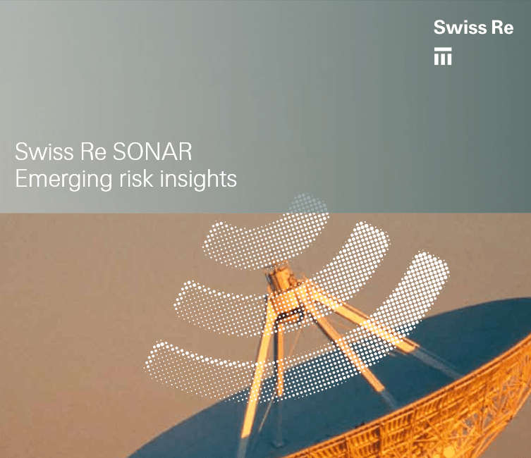 Ver o Swiss Re SONAR Report (PDF)