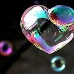 シャボン玉の中の恋