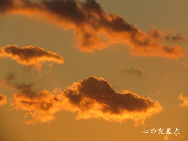 空と海の色と…