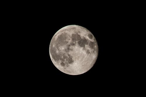 月の小径を
