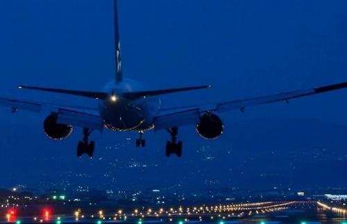ホンの 夜間飛行