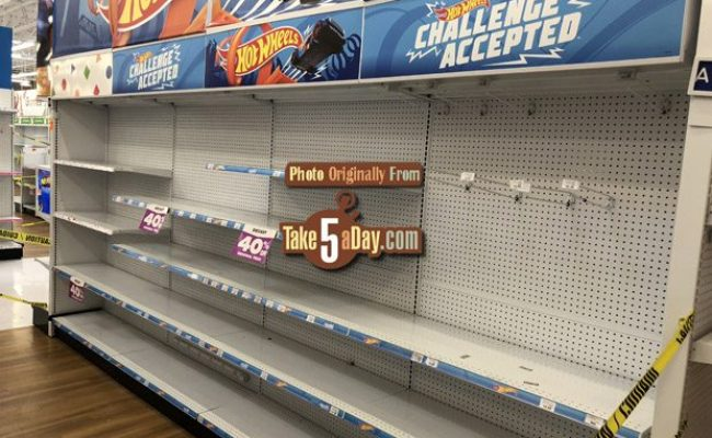 Toys R Us Closing In One Week Take Five A Day