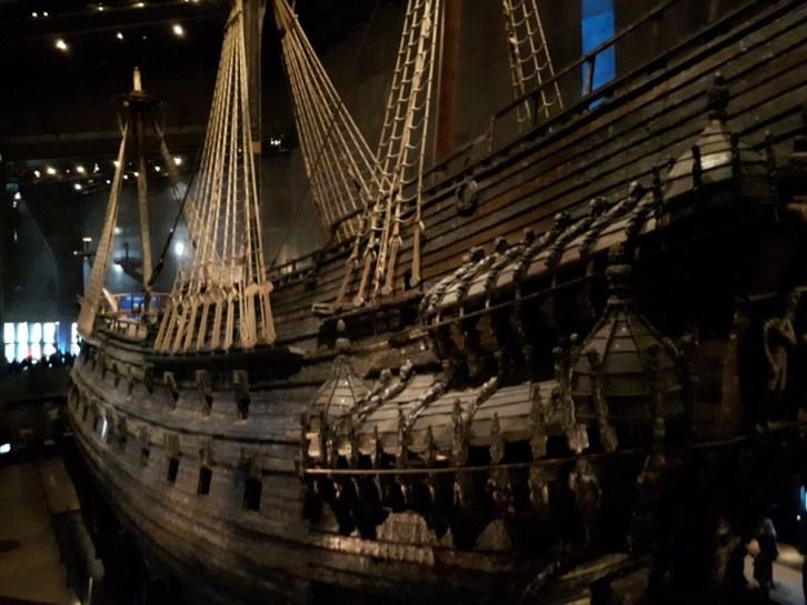 Vasamuseet - Vasa museum Stockholm