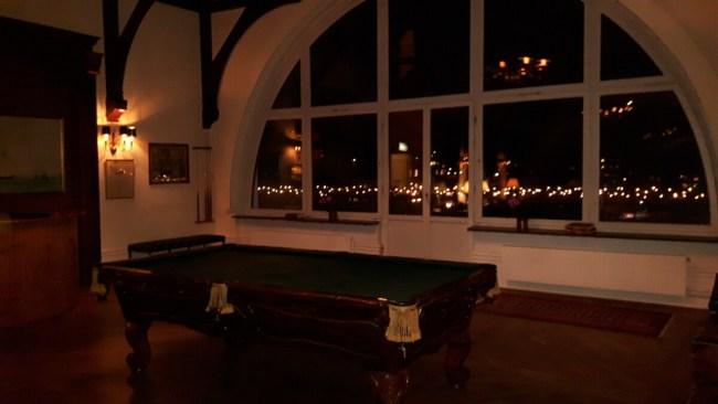 Snookerzaal Grand Hotel Saltsjöbaden