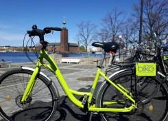 Baja Bikes begeleide fietstocht Stockholm