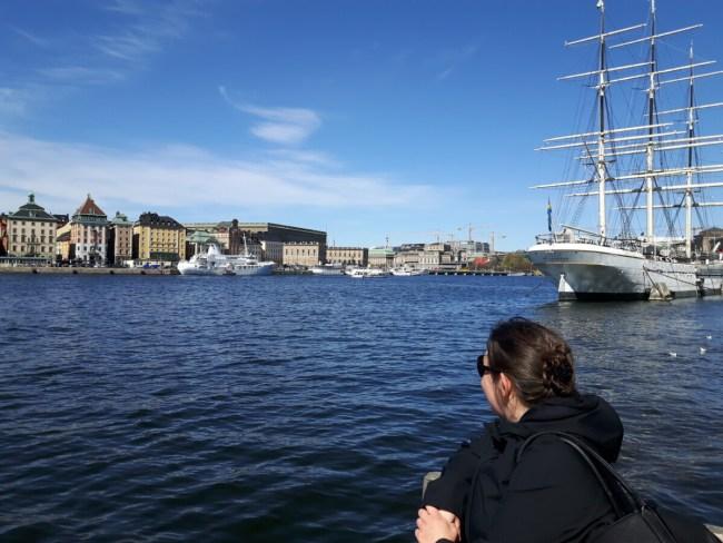 Stockholm - Skeppsholmen