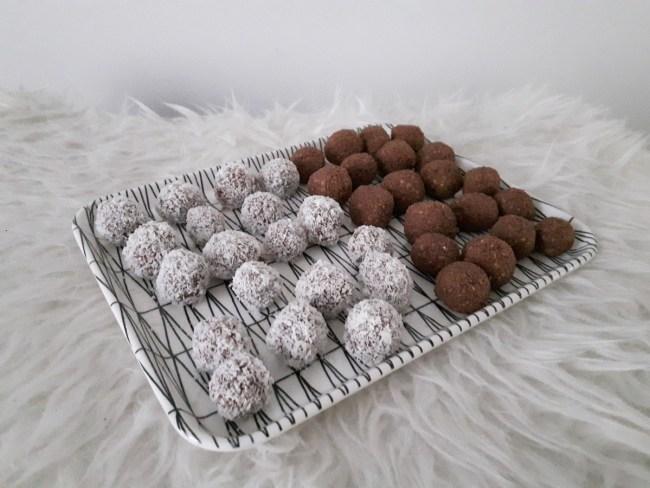 Zweedse chocoladeballetjes