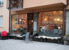 Café Newt Kungsholmen