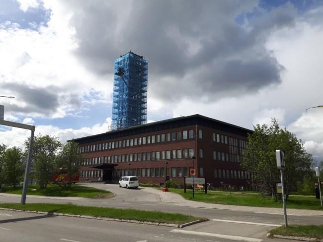 Stadhuis Kiruna