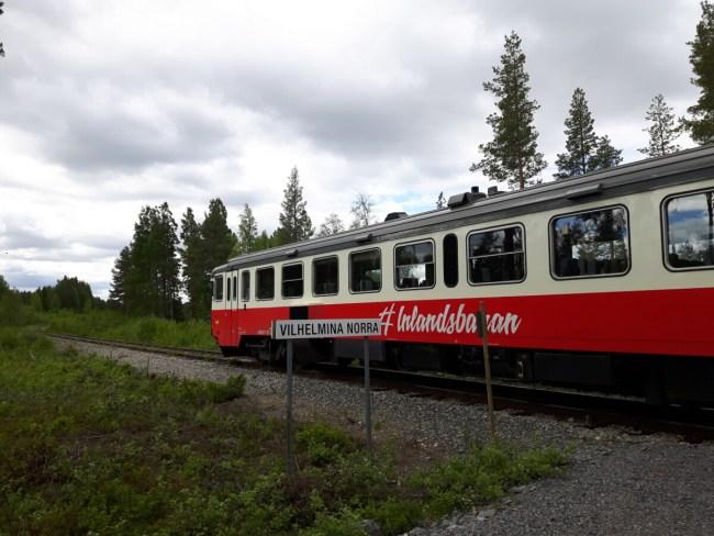 Inlandsbanan - Vilhelmina Norra