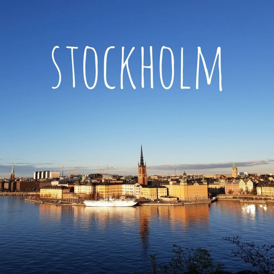 Citytrip Stockholm: alles wat je moet weten