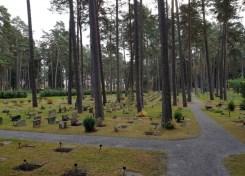 UNESCO Werelderfgoed - Skogskyrkogarden