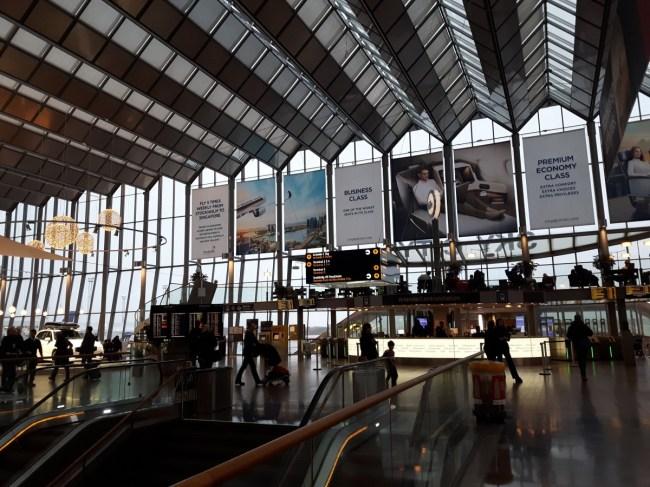 Arlanda luchthaven Stockholm