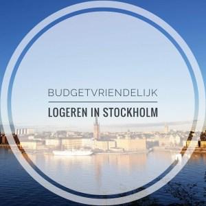 Budgetvriendelijk overnachten in Stockholm