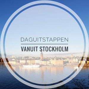Daguitstappen Stockholm