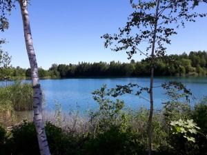 Den blå lagunen - Ekerö